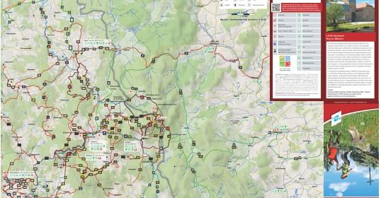 Karte Brückenland - Artikelbild