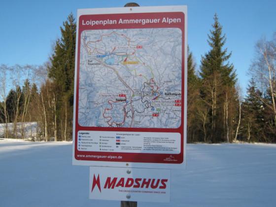 """Ammergauer-Alpen """"Madshus"""""""