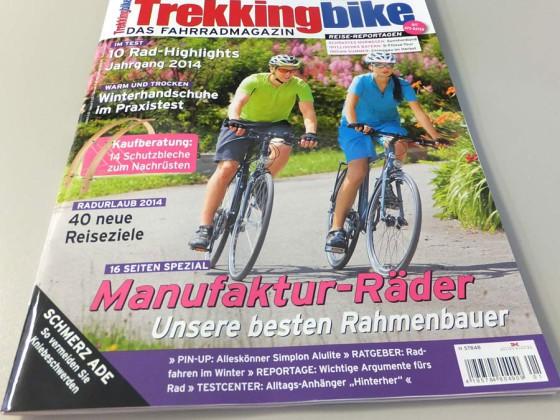 Titel Trekkingbike
