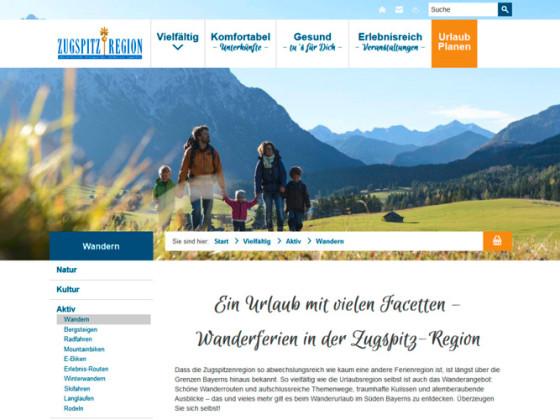 Relaunch-Zugspitzregion