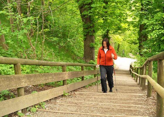 Nordic-Walking Kloster Andechs