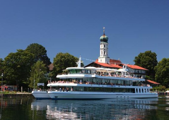 Schifffahrt am Starnberger See