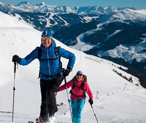 Tourenerfassung im Rahmen der ARGE Skibergsteigen
