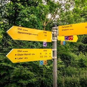 Neues System für Wanderwege in Tallagen