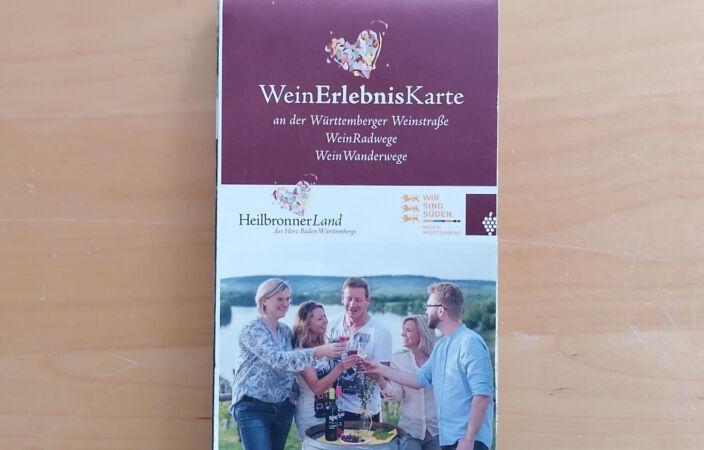 WeinErlebnisKarte Heilbronner Land