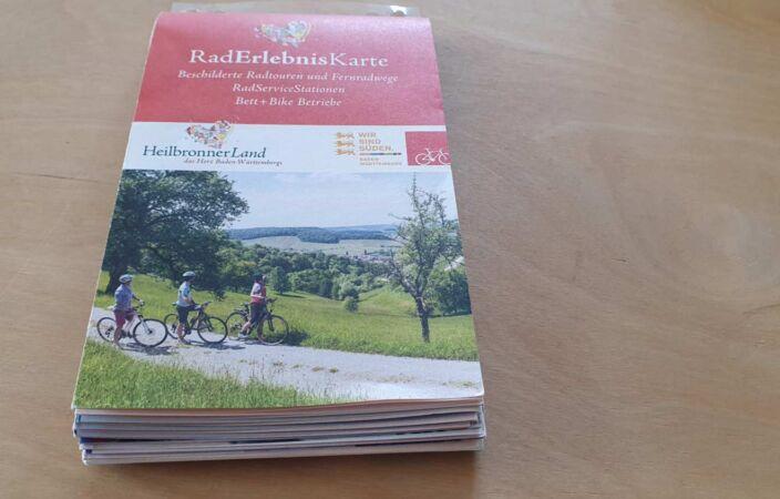 RadErlebnisKarte Heilbronner Land