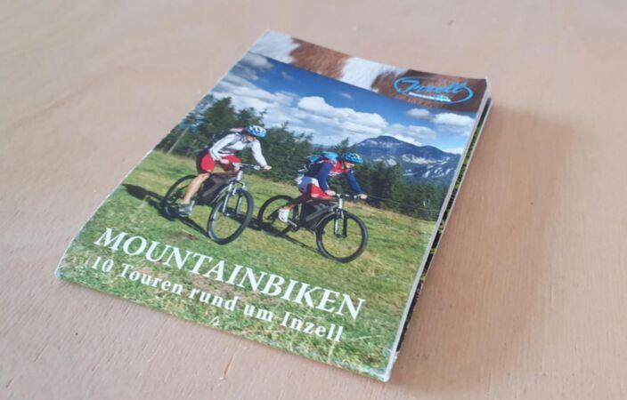 Mountainbiken in Inzell