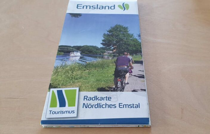 Emsland Radkarte