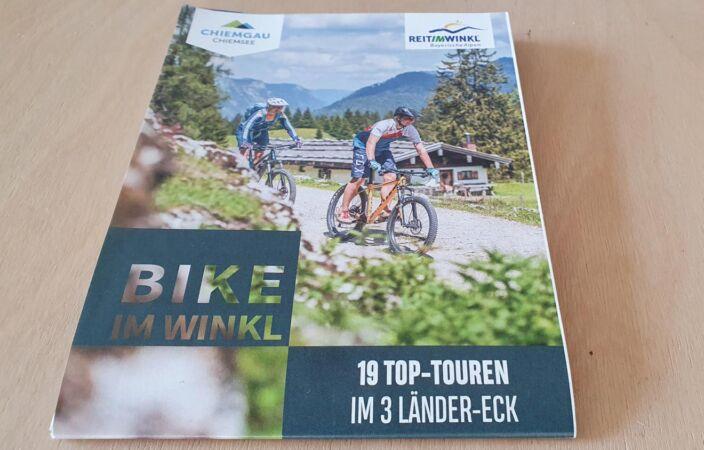 Mountainbikeflyer Reit im Winkl